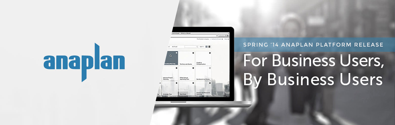 Anaplan - The New Standard forEnterprise Planning Software Anaplan for Sales Anaplan for Finance Anaplan for Operations Cloud-based business planning and modeling tool for sales, operations and financeExplore Anaplan Opportunities                Key Benefits